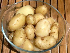 tiempo coccion patatas