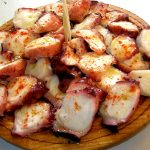 Pulpo a la gallega Thermomix